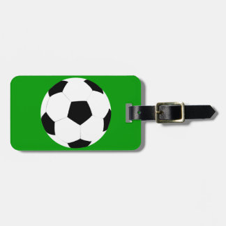 Soccer Ball Tag For Luggage