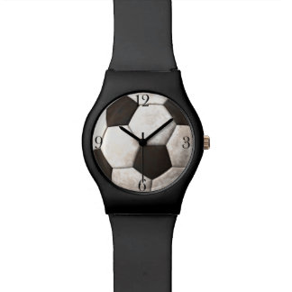 Soccer Ball Team Sports Games Watches