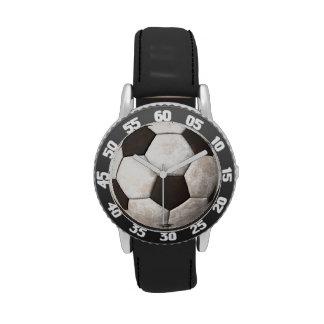 Soccer Ball Team Sports Games Wrist Watch