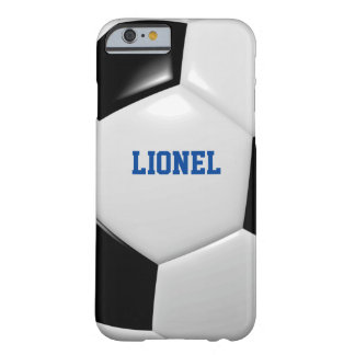 Soccer Ball Texture Personalized Case