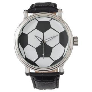 Soccer Ball Time Watch