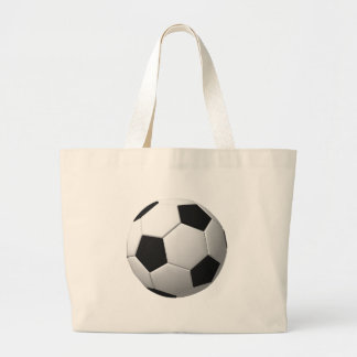 Soccer Ball: Tote Bags