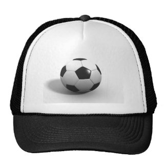 SOCCER BALL TRUCKER HAT