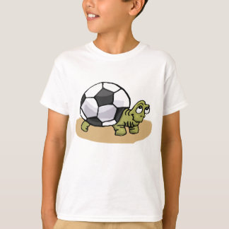 Soccer Ball Turtle T-Shirt
