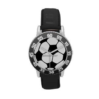 soccer ball watch
