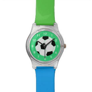 Soccer Ball Wrist Watch