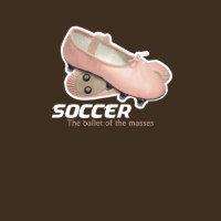 Soccer - Ballet for the masses