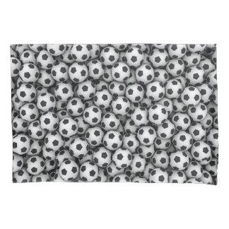 Soccer Balls (1 side) Pillowcase