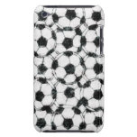 SOCCER BALLS BARELY THERE iPod CASES