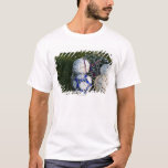 Soccer balls in net T-Shirt