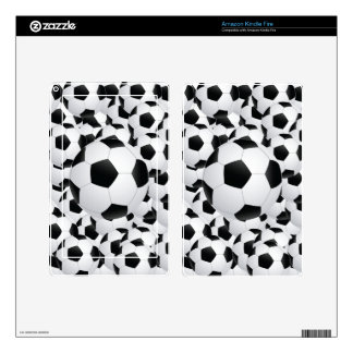 soccer balls kindle fire skin