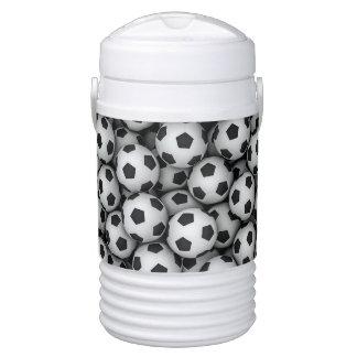 Soccer Balls Medium Igloo Beverage Cooler