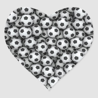 Soccer Balls Stickers