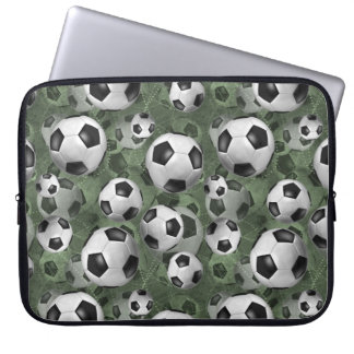 Soccer Ballz! Laptop Sleeve