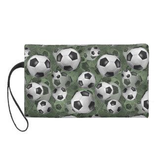 Soccer Ballz! Wristlet