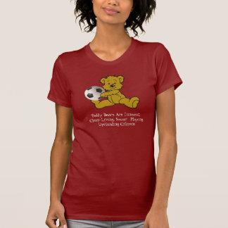 SOCCER BEAR-T-SHIRT
