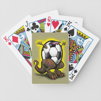 Soccer Beast Bicycle Playing Cards