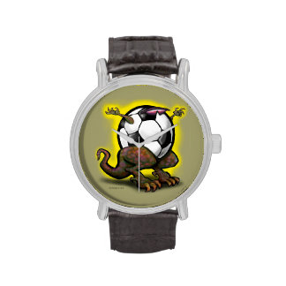 Soccer Beast Wristwatches