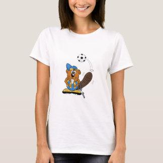 soccer beaver T-Shirt