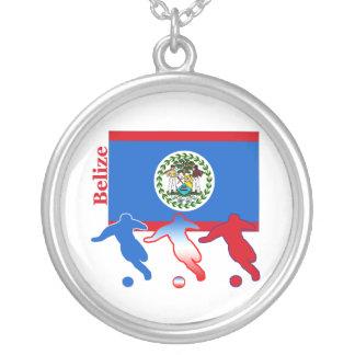 Soccer Belize Necklaces