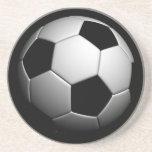 Soccer Beverage Coaster