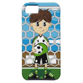Soccer Boy iphone Case