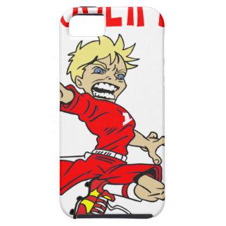 SOCCER BOY iPhone SE/5/5s CASE