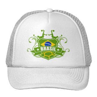 soccer BRASIL Trucker Hat