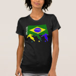 Soccer Brazil T Shirts