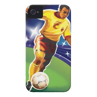 Soccer Breakaway iPhone 4 Case