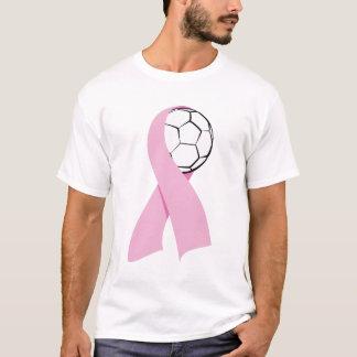 Soccer Breast Cancer Awareness T-Shirt