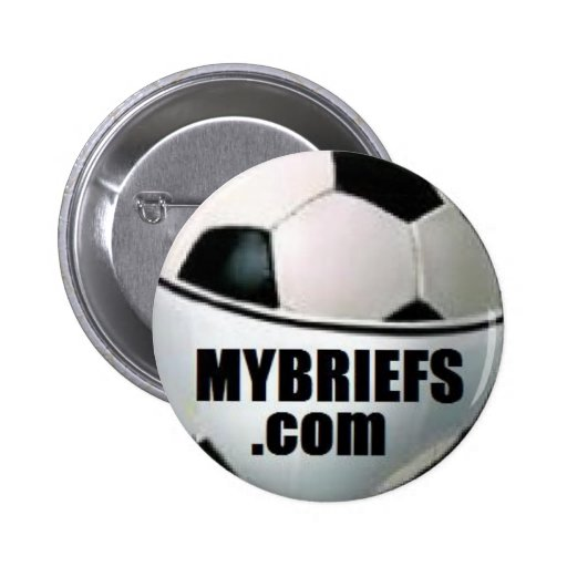 Soccer Briefs Button