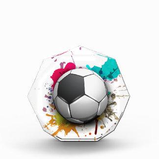 Soccer Burst Award