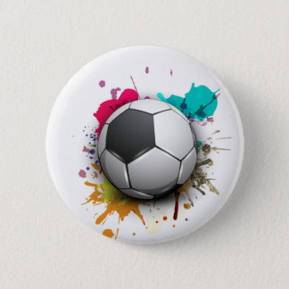 Soccer Burst Button