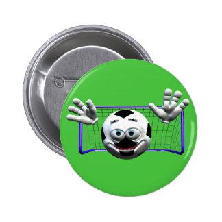 Soccer Pin