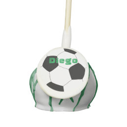 Soccer by The Happy Juul Company Cake Pops