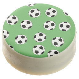 Soccer by The Happy Juul Company Chocolate Dipped Oreo