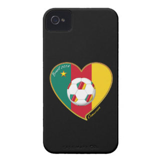 """Soccer """"CAMEROON"""" FOOTBALL Team, Soccer of Case-Mate iPhone 4 Case"""