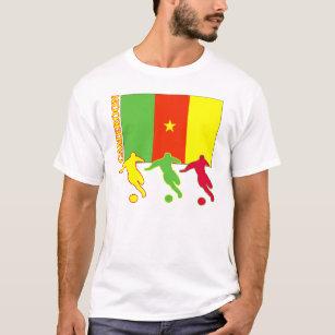 645472fba Cameroon Soccer T-Shirts - T-Shirt Design   Printing
