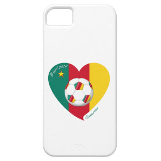 "Soccer ""CAMEROUN"" Football Team, Soccer of iPhone SE/5/5s Case"