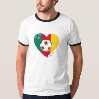 """Soccer """"CAMEROUN"""" Football Team, Soccer of T-Shirt"""