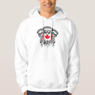Soccer Canada Hoodie