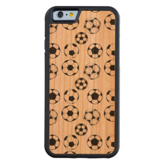 Soccer Carved® Cherry iPhone 6 Bumper
