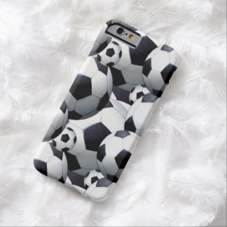 Soccer Barely There iPhone 6 Case