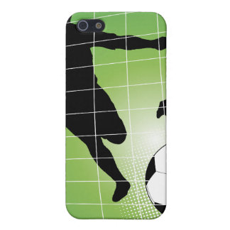 Soccer Case Design for iPhone 4 Cases For iPhone 5