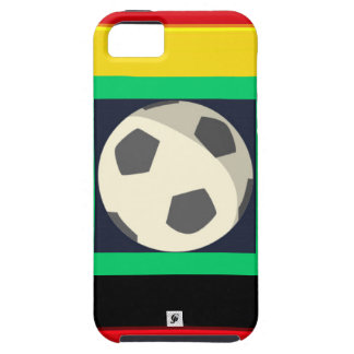 Soccer Case-Mate Vibe iPhone 5/5S Case