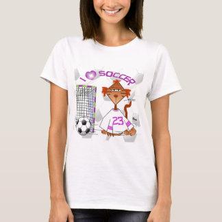 Soccer Cat T-Shirt