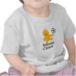 Soccer Chick Baby T-shirt