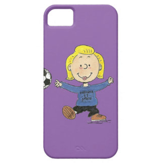 Soccer Chick iPhone SE/5/5s Case