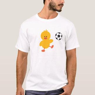 Soccer Chick Kids Crew T-Shirt